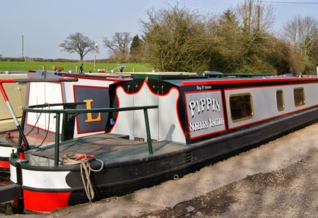 Pippin - Narrow Boat