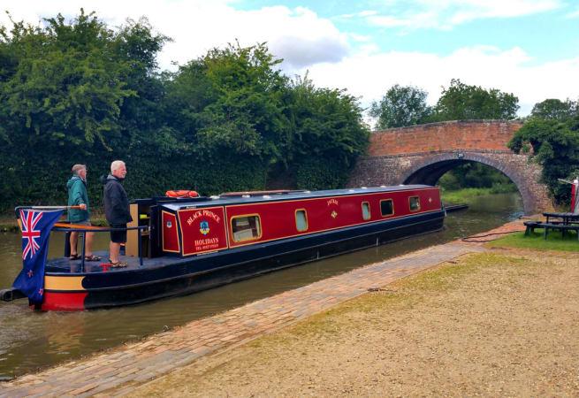 Prince - Narrow Boat
