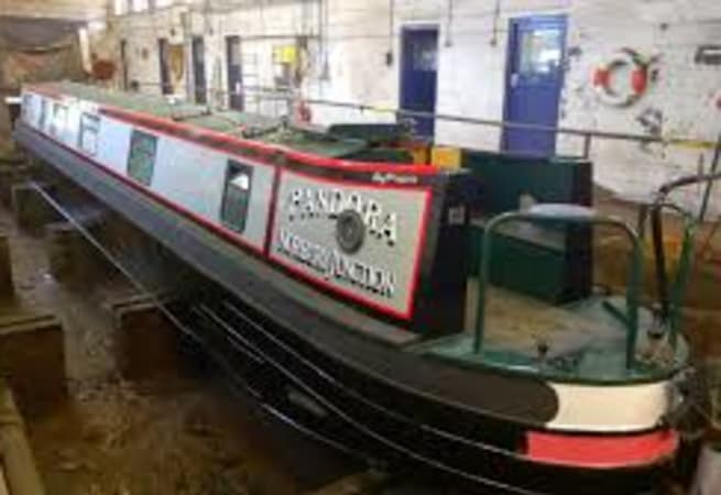 Pandora - Narrow Boat