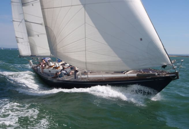 Galliana - Swan 55