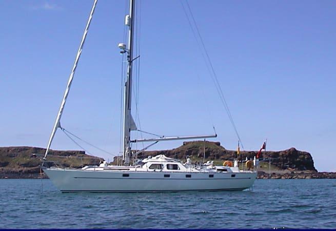 New Horizon  - Oyster 43