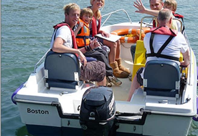 Boston - Dell Quay Dory