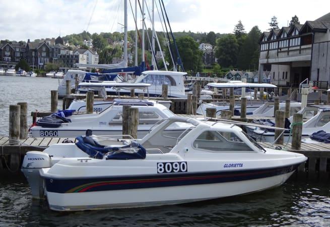 Glorietta - Scandinavian Cruiser