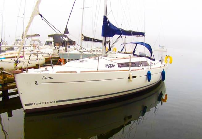 Elana - Beneteau Oceanis 34