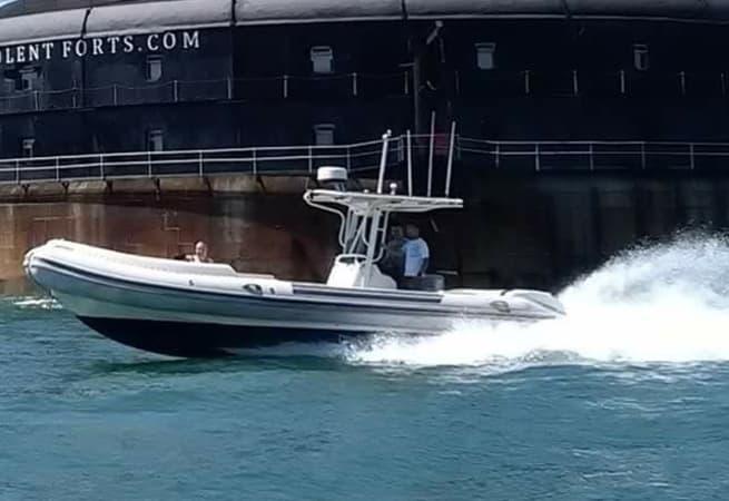 Athena - Super Yacht Tender