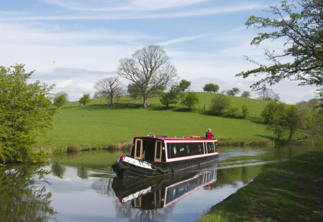 Jessicca - Narrow Boat