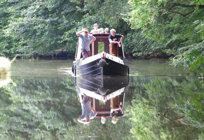 MollyMoo - Narrow Boat