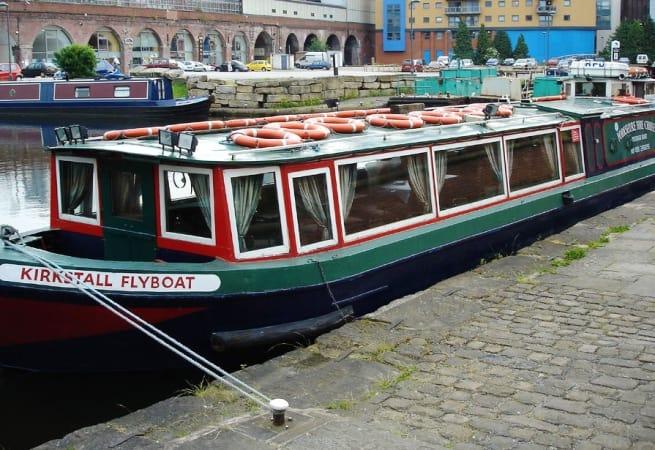 Kirkstall Flyboat  - Narrow Boat