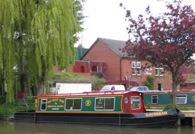 Day Dream  - Narrow Boat