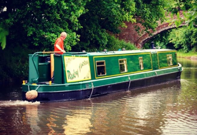 Ruby - Narrow Boat