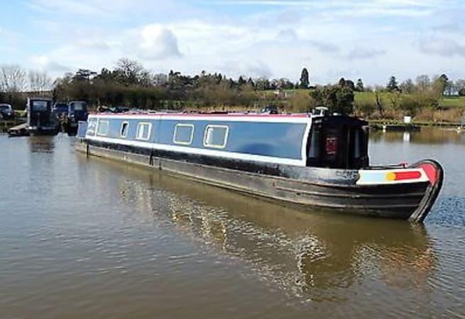 Shakespeare 4 - Narrow Boat