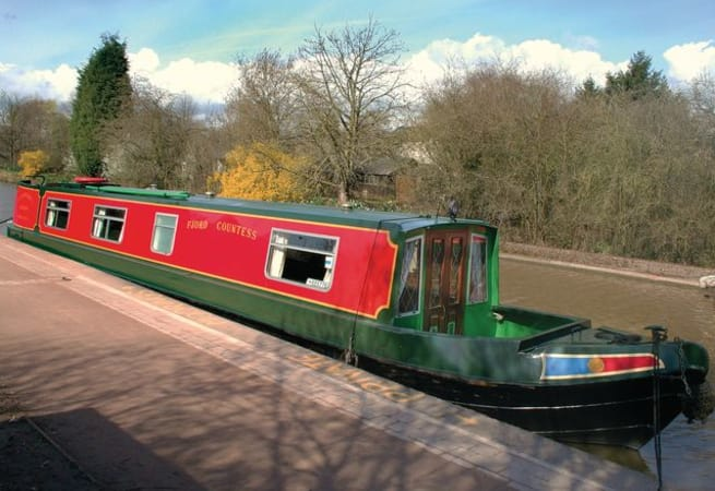 Countess 4 - Narrow Boat