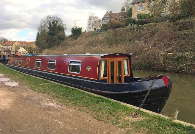 Duchess 8 - Narrow Boat