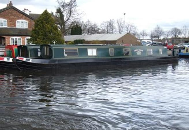 Blake - Narrow Boat