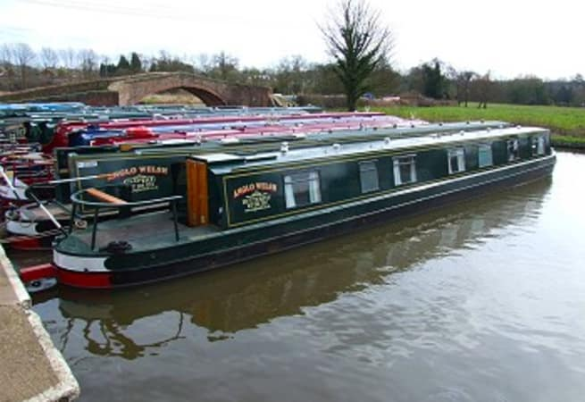 Damselfly - Narrow Boat