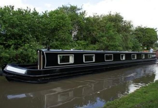 Bradbury  - Narrow Boat