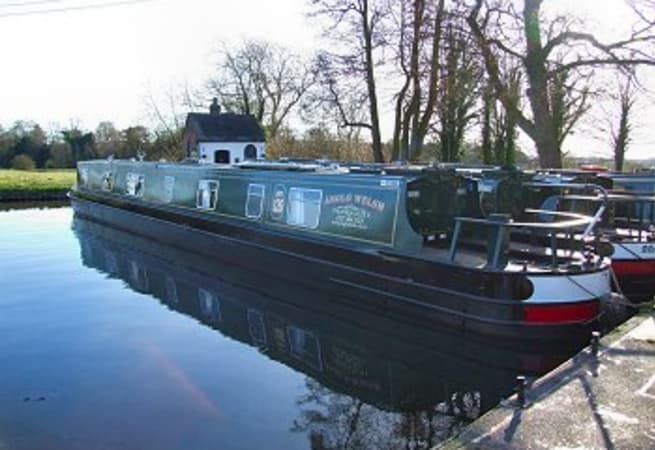 Tranquillity - Narrow Boat