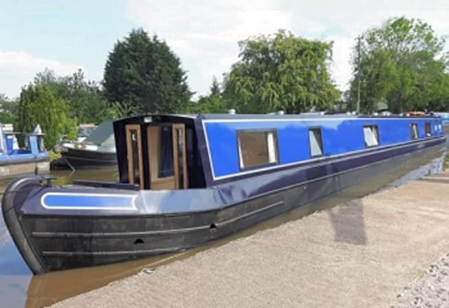Langton - Narrow Boat