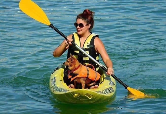 St Ives Kayak - BIC Kayak