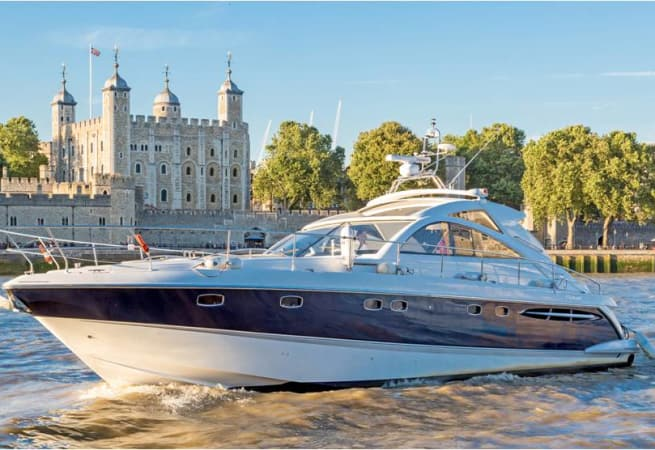 Lady Kate  - Fairline Targa
