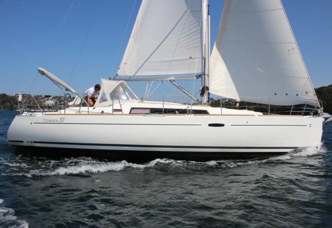 MangeTout - Beneteau Oceanis 37