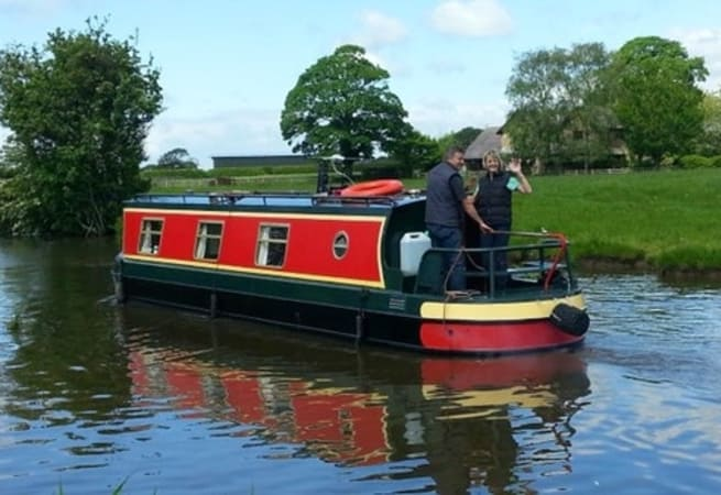 Falcon - Narrow Boat