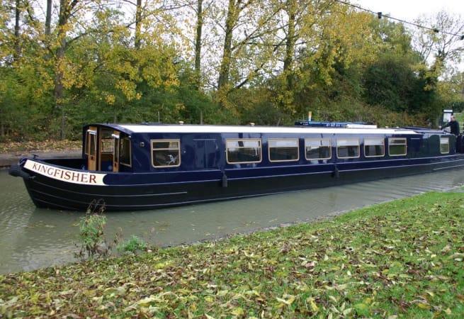 Kingfisher - Narrow Boat