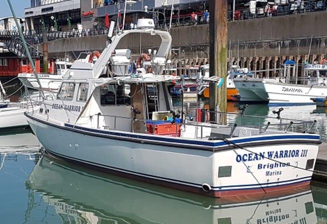 Ocean Warrior 3 - Aquastar 38