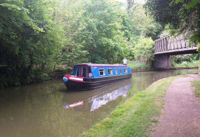 Willow - 5 Berth Narrow Boat