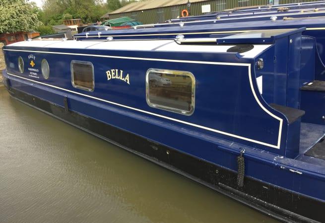 Bella  - Canal Boat