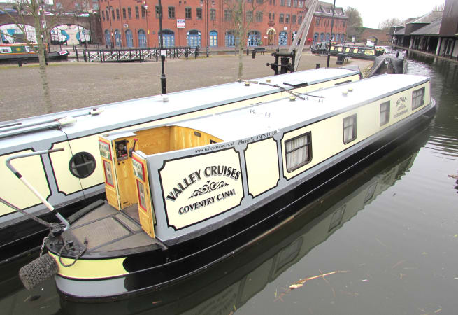 Dee Valley  - Canal Boat