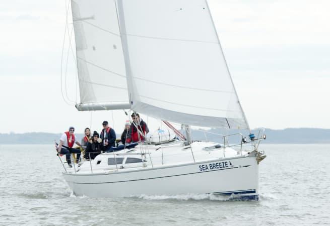 Sea Breeze - Jeanneau Sun Odyssey 40