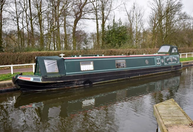 Alice - Canal Boat