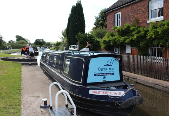 Better Than Ever  - 4 Person Canal Boat
