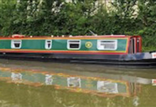 Canyon Wren  - 4 Person Canal Boat