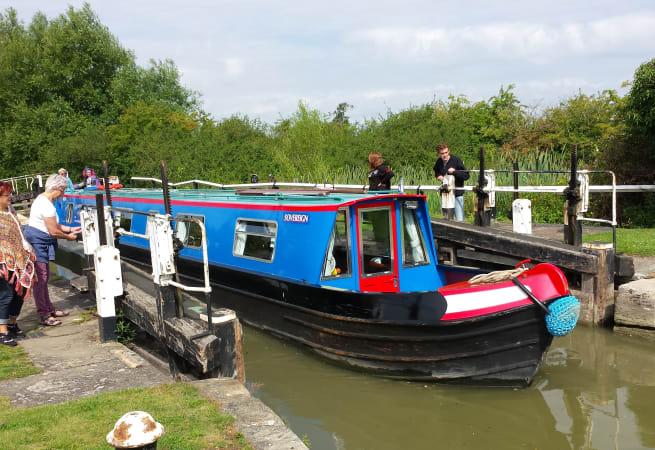 Sovereign - 8 Berth Narrow Boat