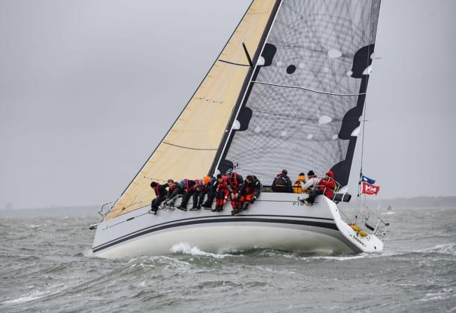 Sailplane - Beneteau First 40