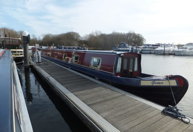 Gemma  - 8 Person Narrow Boat