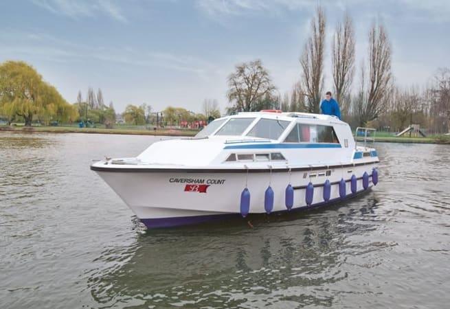 Caversham Count - River Cruiser