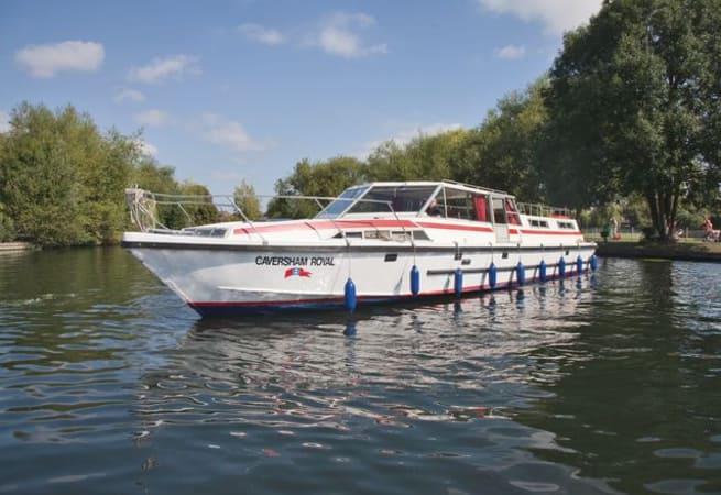 Caversham Royal - River Cruiser