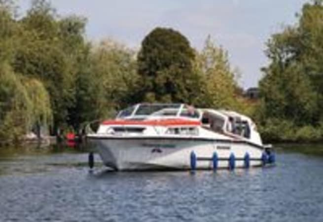 Caversham Emperor - River Cruiser