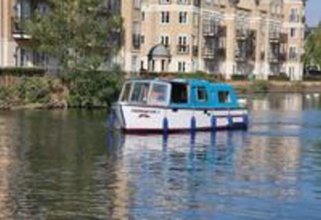 Caversham Earl 2 - River Cruiser