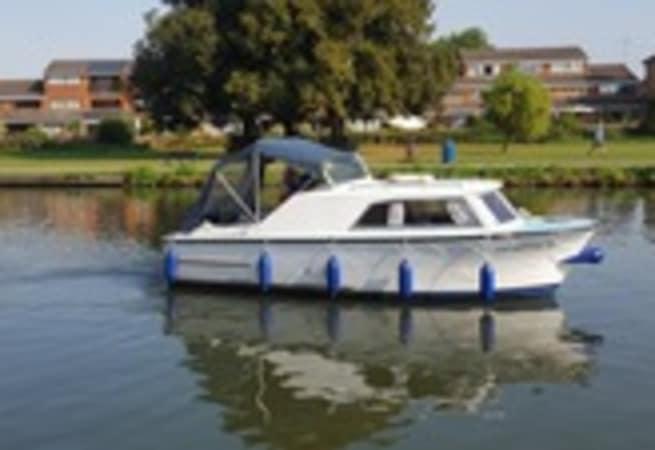Day Break  - River Cruiser