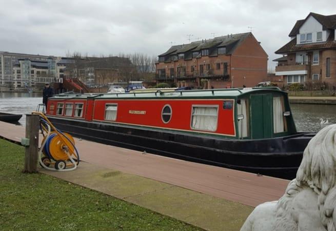 Regent - Narrow Boat