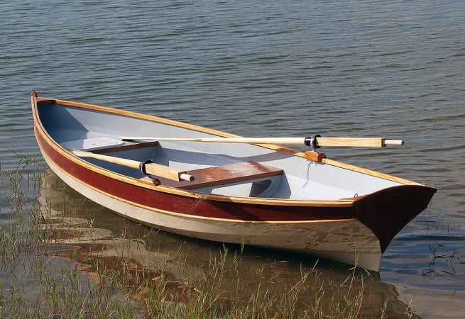 Rowing Skiff - Rowing Skiff
