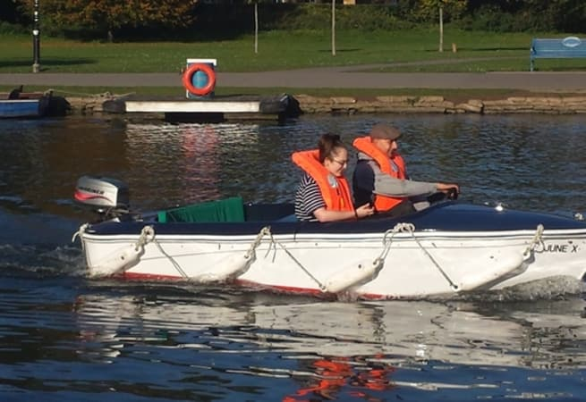 June X - River day boat