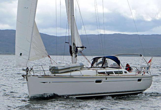 Ab Fab - Jeanneau Sun Odyssey 42i