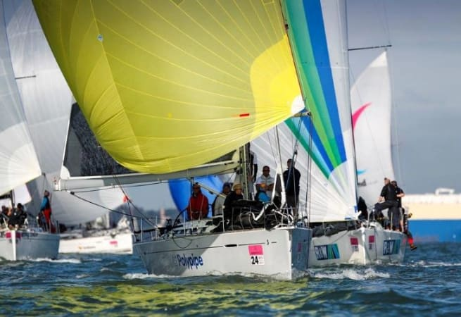 Sfida - Beneteau First 40