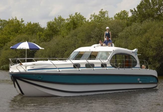 Estivale Sixto Prestige C - Custom Built River Cruiser