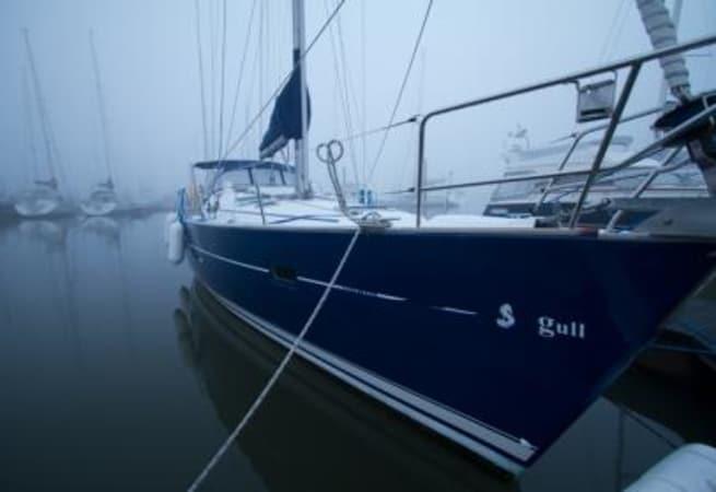 Gull - Beneteau Oceanis 423